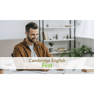 Curso Cambridge B2 First (FCE)