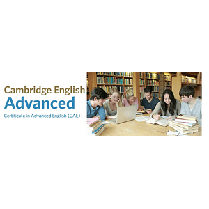 Curso Cambridge C1 Advanced (CAE)
