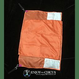 Banderas color Naranjo