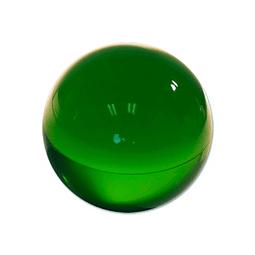 Pelota Acrilico 90mm verde