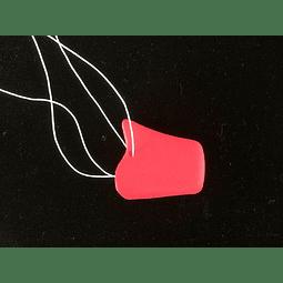 Nariz de payaso de latex cuadrada