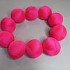 Beanbags Full juggling 4 paneles Rosadas