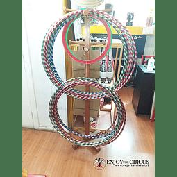 Hula Hoop 80cms fijos Chinos