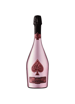 Armand de Brignac Ace of Spades Rose c/ velvet bag 0,75l