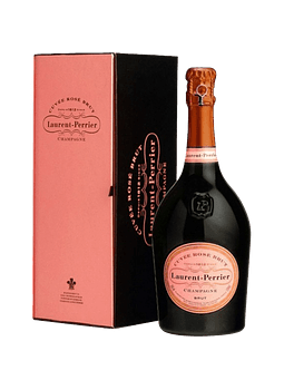 Laurent-Perrier Rose NV c/ coffret 0,75l