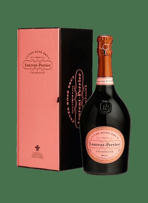 Laurent-Perrier Rose NV c/ coffret 0,75l