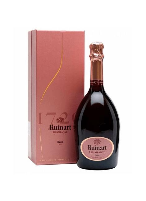 Ruinart Rose NV c/ coffret 0,75l