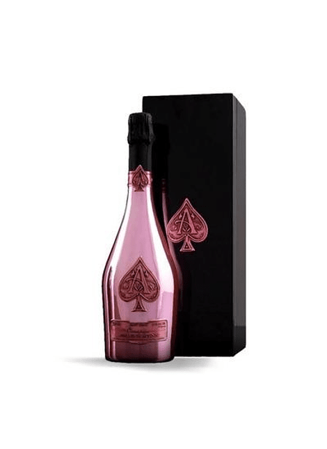 Armand de Brignac Ace of Spades Demi Sec NV c/ coffret 0,75l