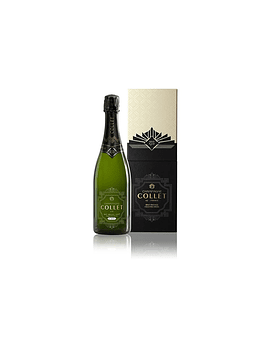 Collet Brut 2008 Collection Privee/ coffret 0,75l