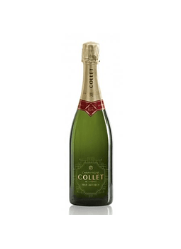 Collet Brut Art Deco 1ER Cru 0,75l