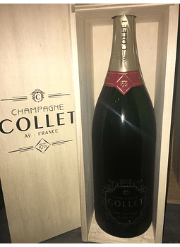 Collet Brut Art Deco c/ coffret 3l