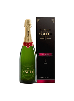 Collet Brut Art Deco 1ER Cru c/coffret 0,75l