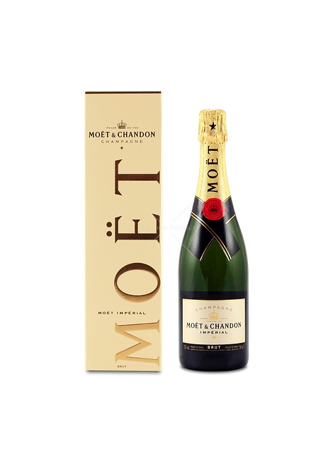 Moet et Chandon Brut NV c/coffret 0,75l
