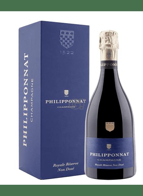 Philipponnat Royale NON DOSE c/ coffret 0,75l