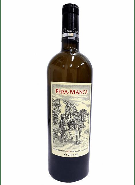 Pera Manca Branco 2016 0,75l