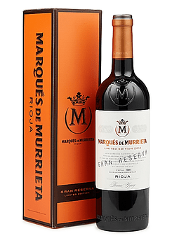 Marques de Murrieta Limited Edition Gran Reserva c/ coffret 2012 0,75l