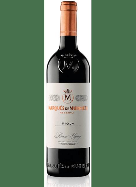 Marques de Murrieta Reserva 2014 0,75l