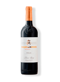 Marques de Murrieta Reserva 2015 0,75l