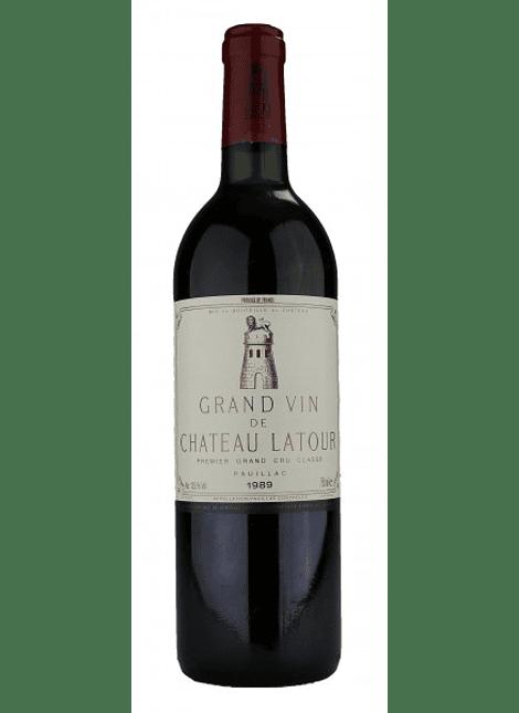 Chateau Latour 1989 0,75