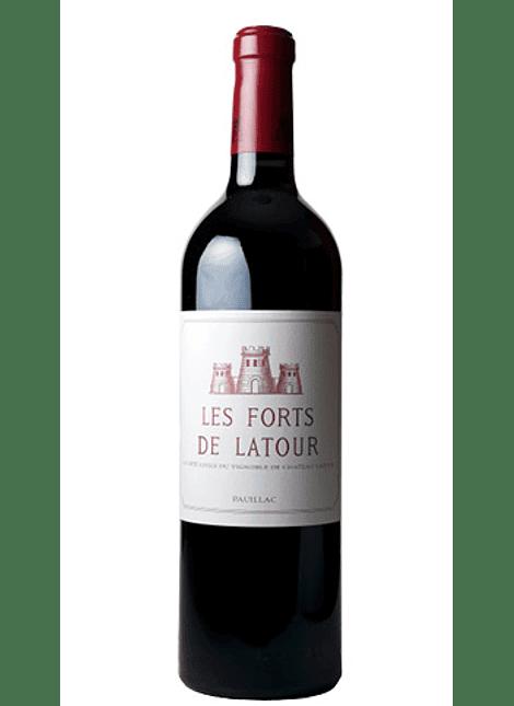 Chateau Latour 'Les Forts de Latour' 2012 0,75l