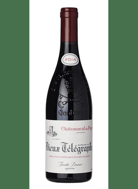 Domaine du Vieux Telegraphe Chateauneuf-du-Pape La Crau 2014 0,75l