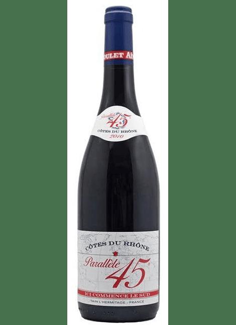 Paul Jaboulet Aine Cotes du Rhone Parallele 45 Rouge Bio 2017 0,75l