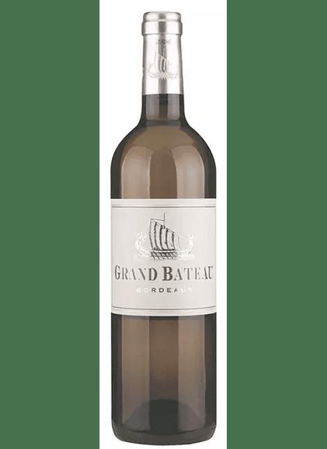 Grand Bateau Branco 2018 0,75l