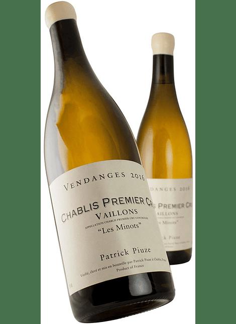 Patrick Piuze Vaillons-les-Minots 2016 0,75l