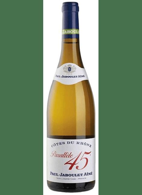 Paul Jaboulet Aine Cotes du Rhone Parallele 45 Blanc Bio 2017 0,75l