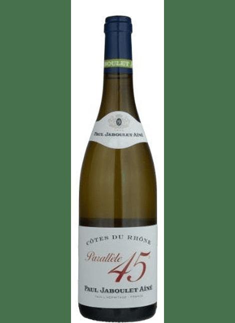 Paul Jaboulet Aine Cotes du Rhone Parallele 45 Blanc Bio 2018 0,75l