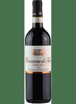 Casanova di Neri Brunello di Montalcino Tenuta Nuova 2015 0,75l