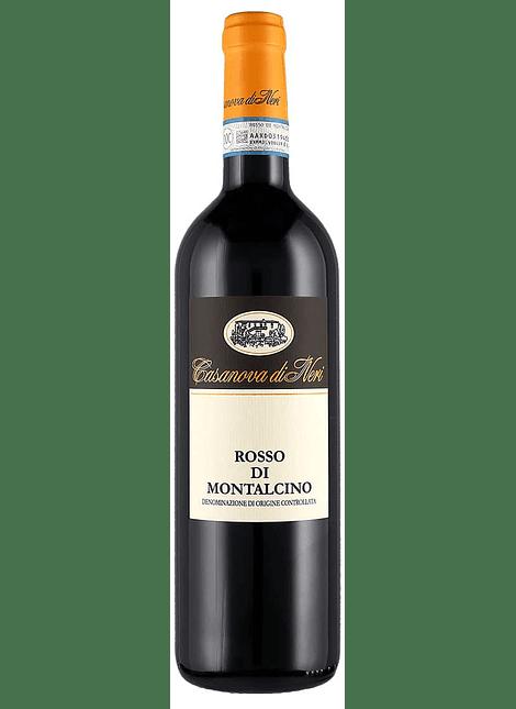 Casanova di Neri Rosso di Montalcino 2018 0,75l