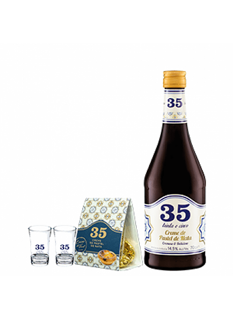 Pack Exclusivo Online | Licor 35