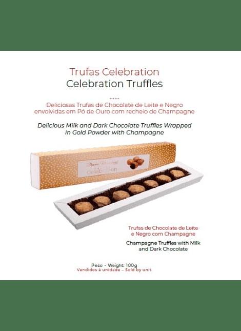 Trufas celebration