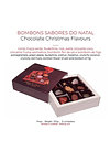 Bombons sabores do Natal