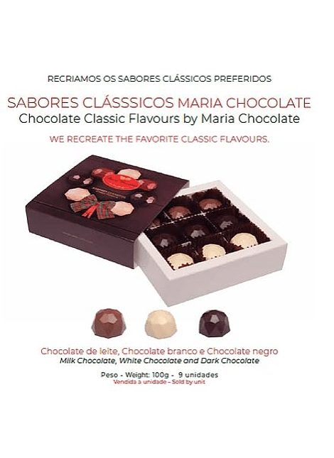 Bombons Sabores Classicos 2