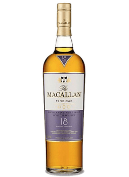 Macallan Fine Oak 18 Anos 0,70l