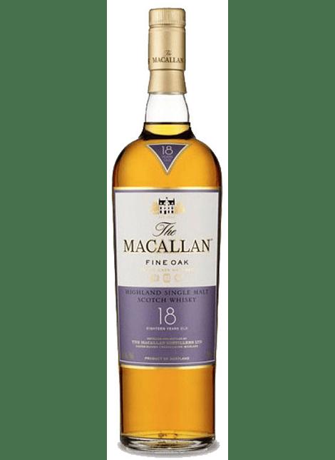 Macallan Fine Oak 18 Anos 0,70l