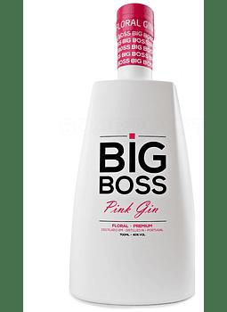 Gin BIG BOSS Floral Pink - Original Português