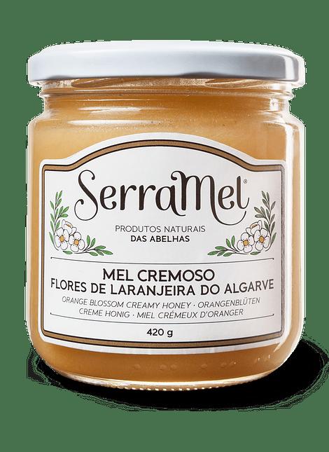 Mel cremoso Flores de Laranjeira do Algarve