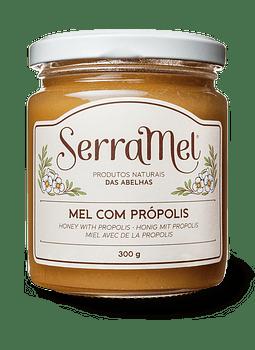 Mel com Própolis Serramel 300g