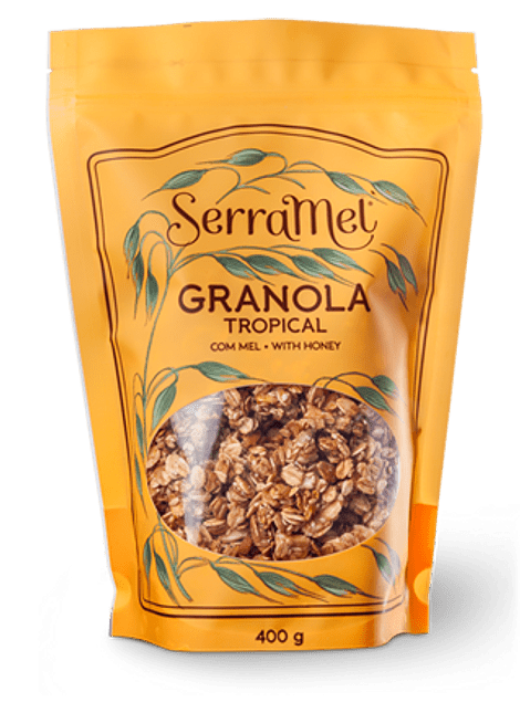 Granola Tropical 400g