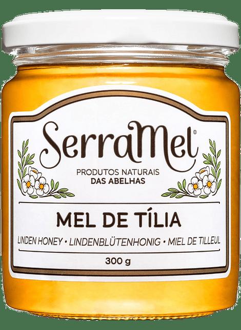 Mel de Tília Serramel 300g