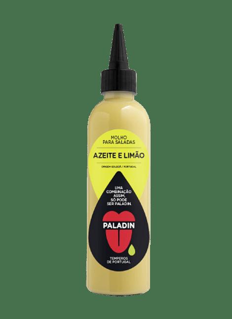 Molho de Azeite e Limão