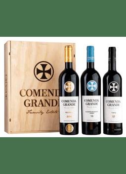 Pack Vinhos Comenda Grande