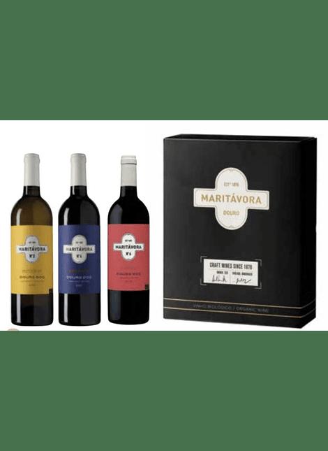 Pack Maritávora - Vinhos Biológicos
