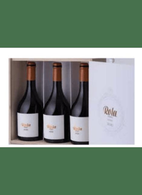 Pack Rola Reserva Branco - 3 garrafas de 750 ml