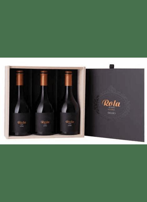 Pack Rola Reserva Tinto - 3 garrafas de 750 ml