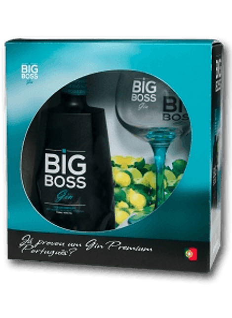 Pack Big Boss + copo