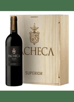 Pacheca Superior Tinto (Cx Madeira 3 garrafas 0.75)
